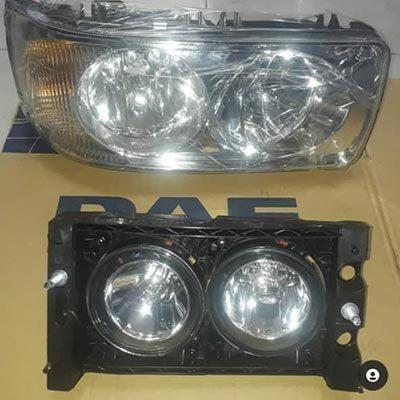 انواع چراغ های کامیون یورو 5